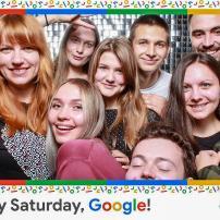 Happy Saturday, Google!
