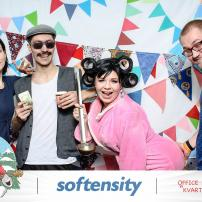 softensity / office party