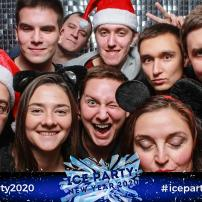 Ice Party New Year 2020