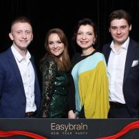 Easybrain New Year Party