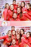 International match meeting (Juniors) Minsk, 2020