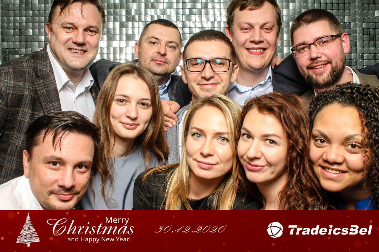 TradeicsBel Merry Christmas and Happy New Year!