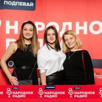 Концерт Владимира Преснякова вместе с Народным радио!