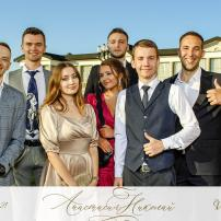 Свадьба Анастасии и Николая